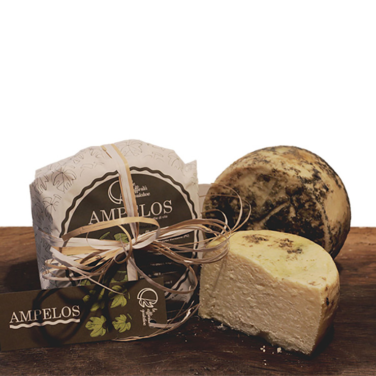 Ampelos – Aged pecorino cheese