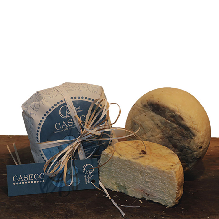 Casecc – Aged pecorino cheese