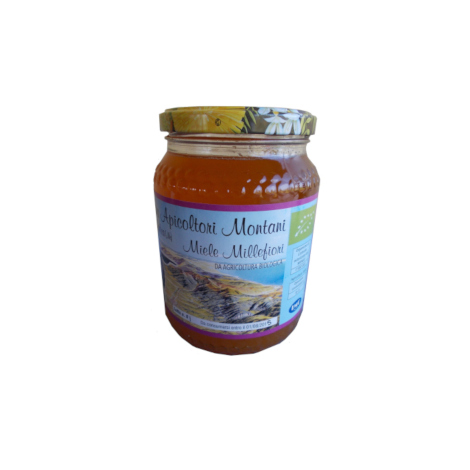 Multiflower honey