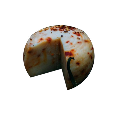 Pecorino speziato al peperoncino