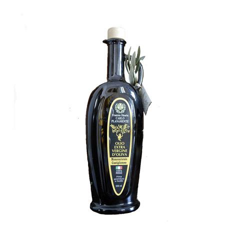 Olio extravergine d'oliva monovarietale Castiglionese