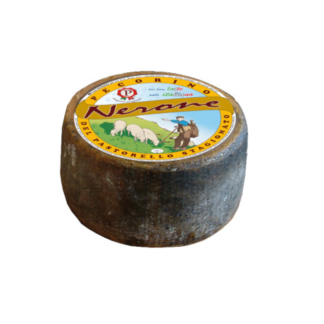 Nerone Pecorino cheese