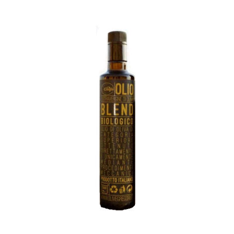 Olio extravergine d'oliva Blend