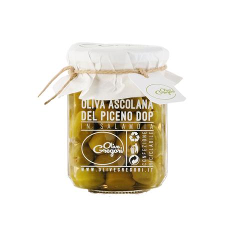 Ascolana olive in brine