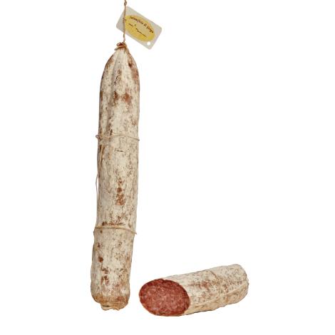 Liver dry salami