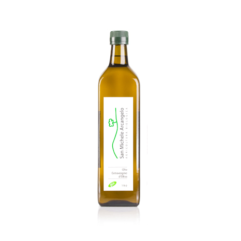 Olio extravergine d'oliva biologico
