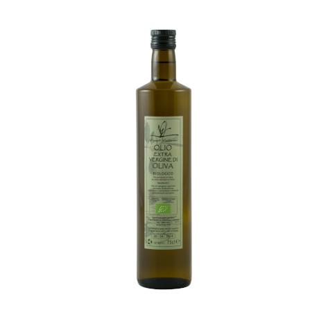 Olio extravergine d'oliva biologico Blend
