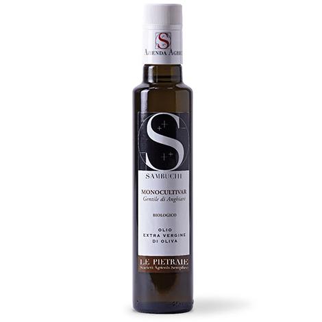 Monocultivar Gentile di Anghiari Organic EV olive oil