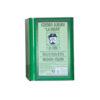 EV olive oil in tin can