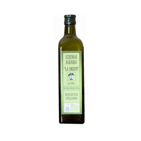 Olio extravergine d'oliva Biologico Italiano