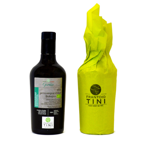 Giotto - Olio extravergine d'oliva biologico