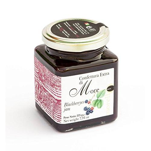 Blackberry extra jam – 225 gr