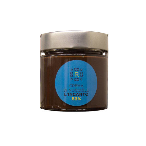 "Hazelnut spread ""L'incanto"" 53%"