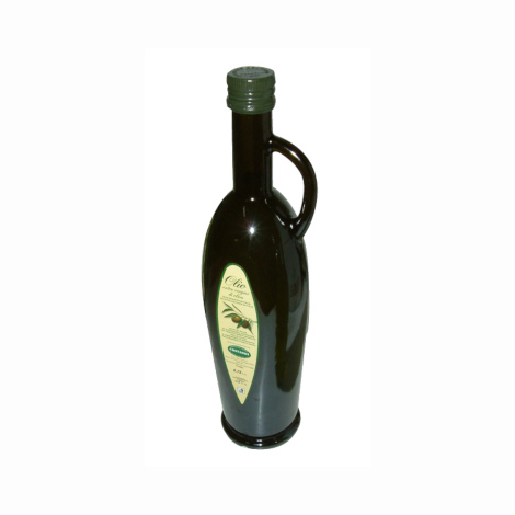 EV olive oil in amphora