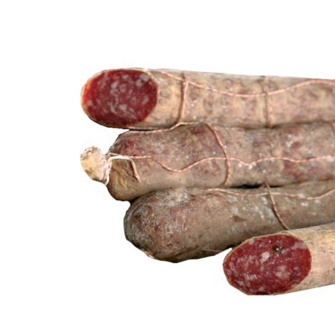 """Lacrimello – Salami with red wine """"Lacrima"""""""