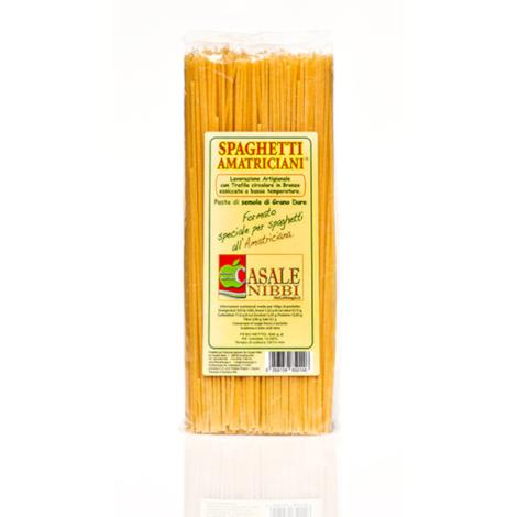 Amatriciani spaghetti pasta