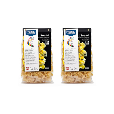 Gualtiero Marchesi trucioli pasta – two 500-gram packs