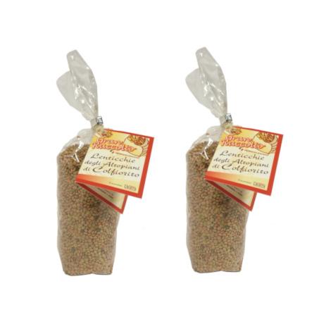 Highland lentils – two 500-gram packs