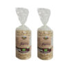 Spelt crackers - two 100-gram packs