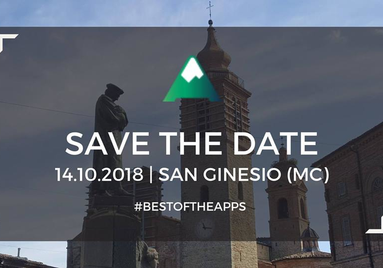 The first Best of the Apps Producers ´ Convention | 14.10.2018 – San Ginesio (MC)