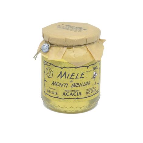 Miele d'Acacia – 500g – Apicoltura Colibazzi