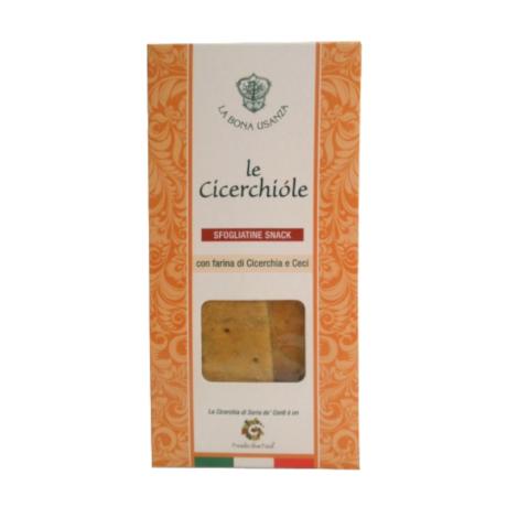 Cicerchiole Gr. 150