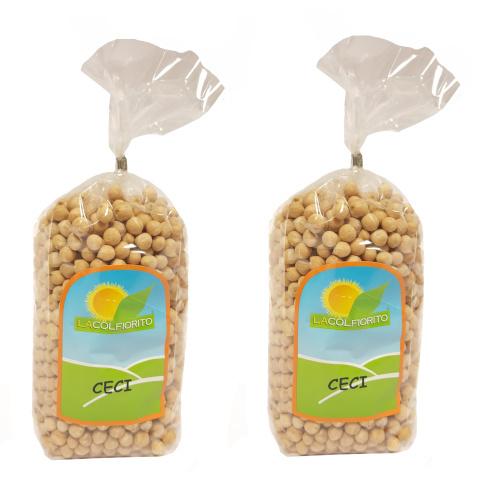 Chickpeas – two 500-gram packs