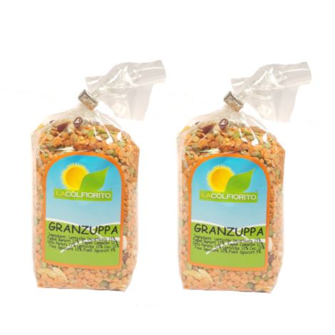 Granzuppa – legume mix – two 500-gram packs