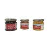 Le armonie del Cardinale - Acacia honey with sour cherry (120gr x 3 jar)