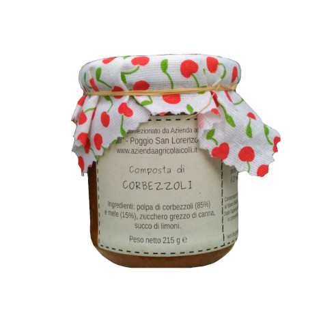 Strawberry tree jam