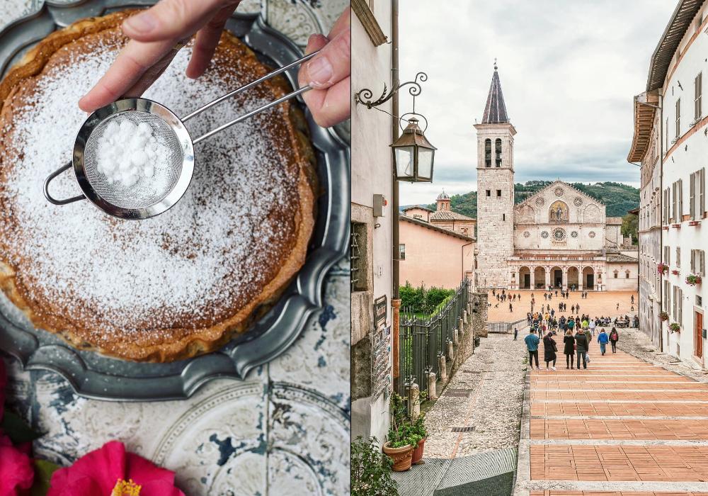 Alla scoperta dei dolci tipici di Carnevale in Umbria: la crescionda di Spoleto