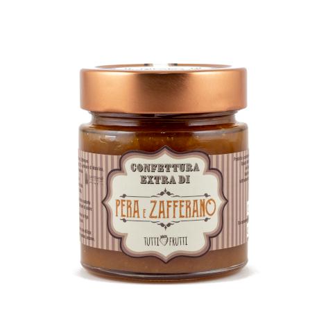 Confettura Pera e Zafferano