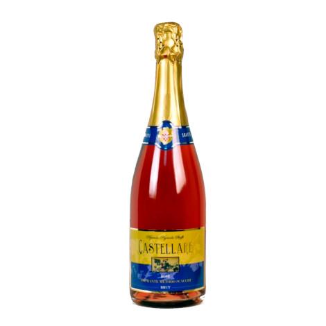 Castellare Rosé Scacchi Method Sparkling Wine Vintage