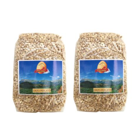 Orzo perlato – [2 x 500 g] – Patasibilla