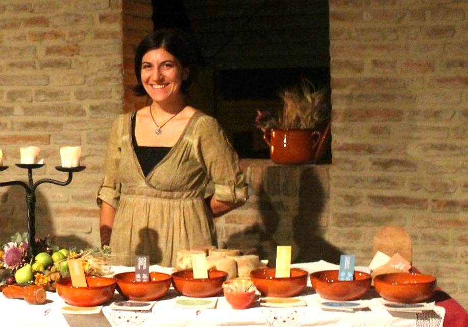 I formaggi affinati di Mondavio – incontriamo Claudia Ridolfi