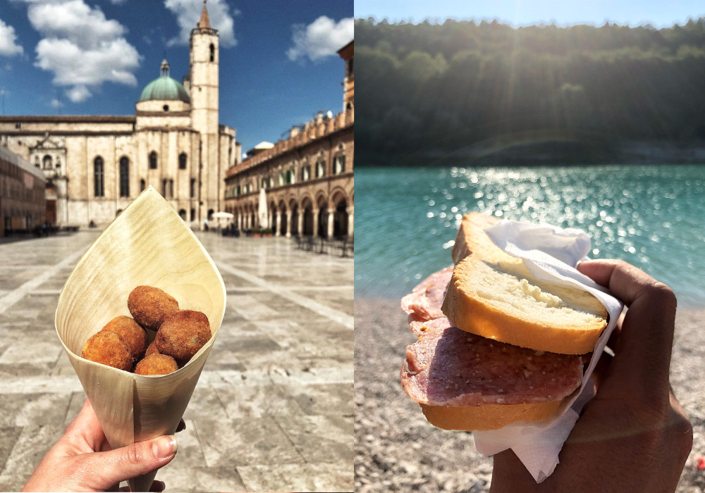 5 prodotti tipici delle Marche da gustare alla vista di splendidi panorami