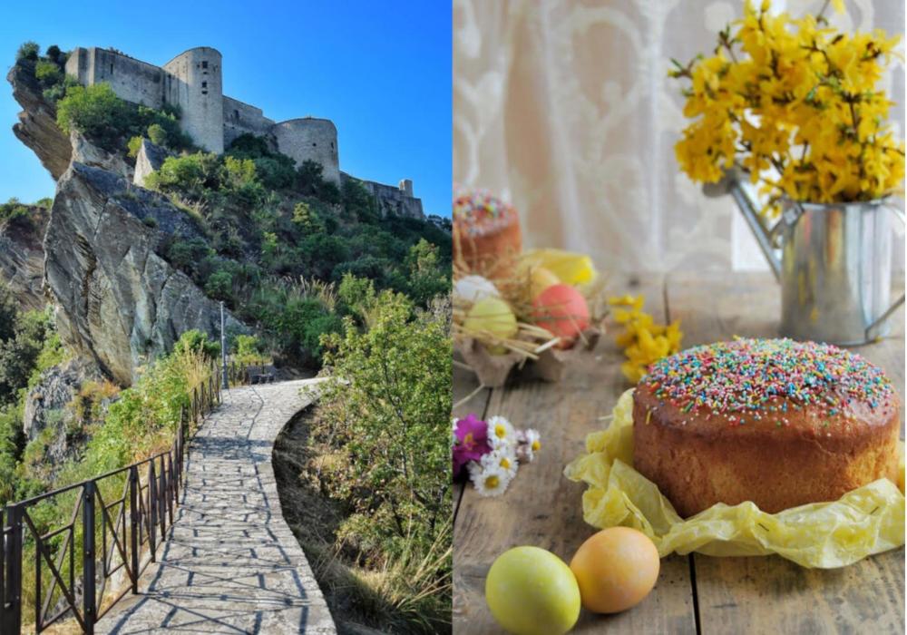 Pasquetta in Abruzzo – le tradizioni e i sapori di Roccascalegna