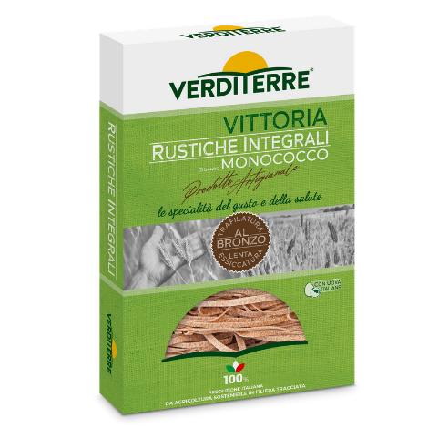 Rustiche integrali di grano Monococco – 250g