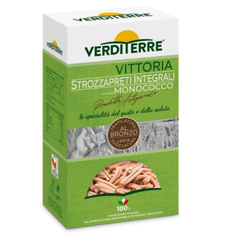 Strozzapreti integrali di grano Monococco – 500g